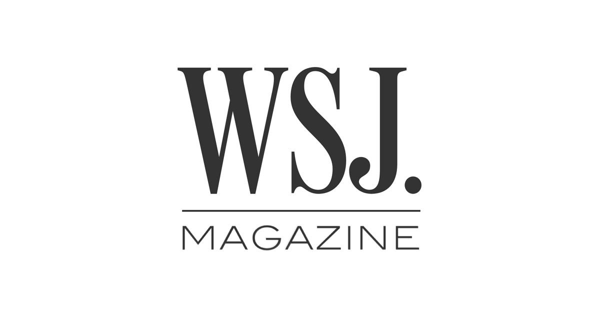 WSJ MAGAZINE - MARCH 2017