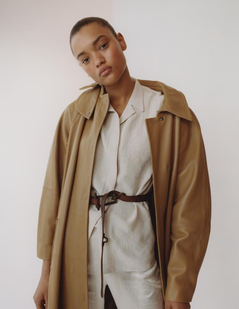 Photography by Benjamin Vnuk; Fashion Editor Laura Stoloff BELT BY A. JASON ROSS