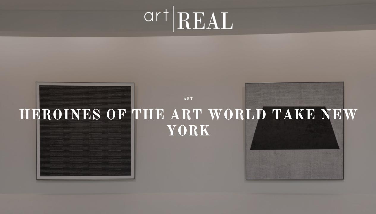 heroines of the art world take new york