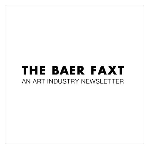 mercer contemporary baer faxt logo