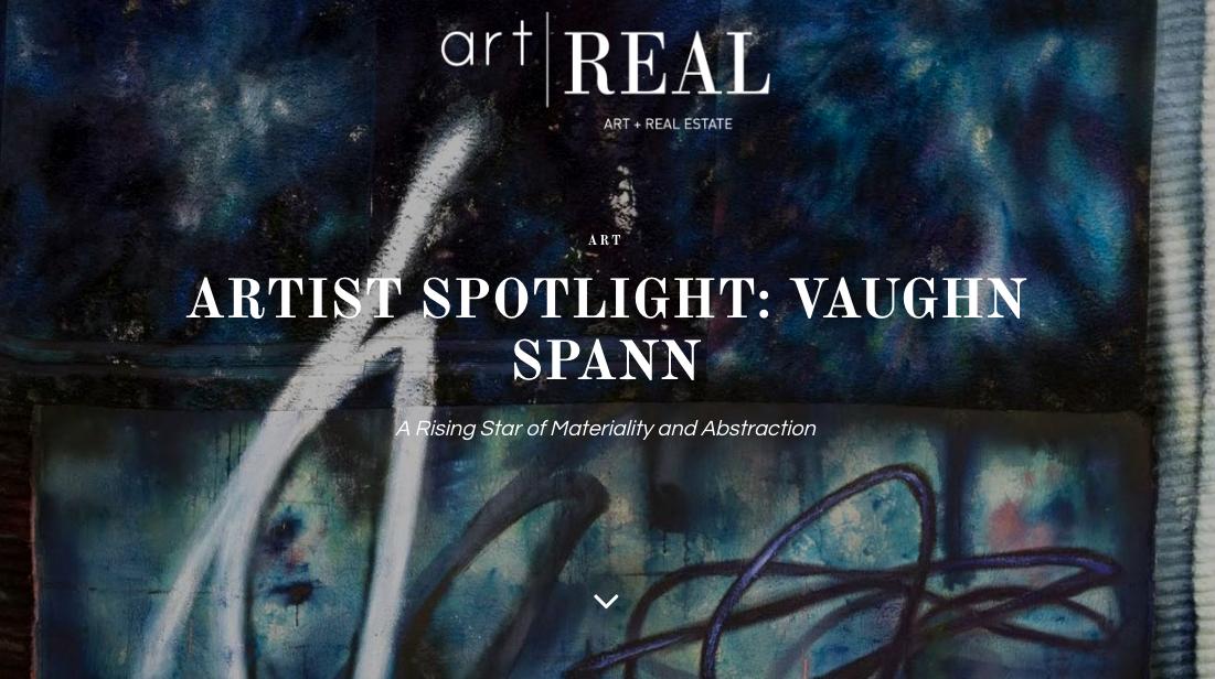artist spotlight vaughn spann
