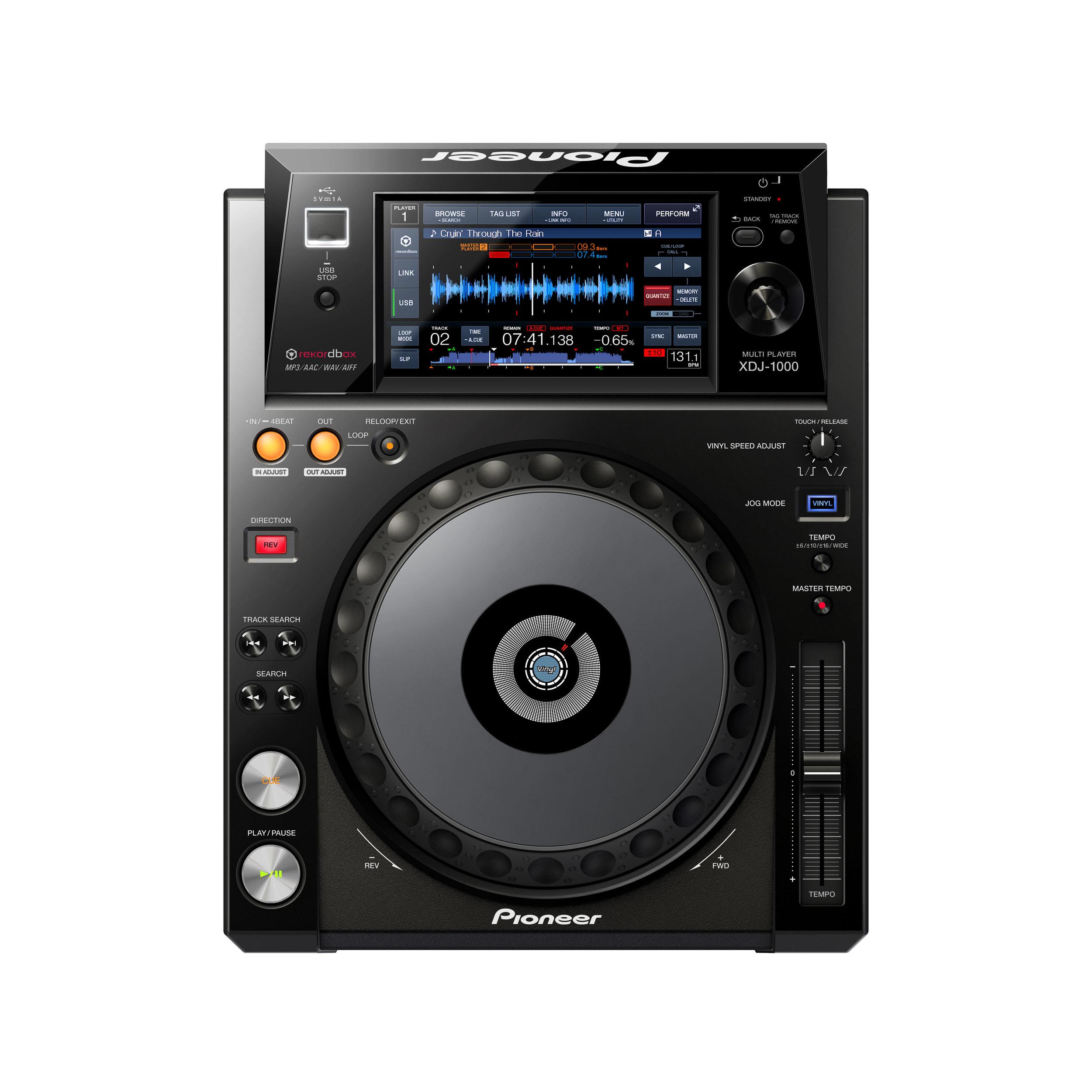 Pioneer XDJ1000