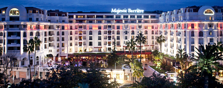 Hotel Barriere Le Majestic
