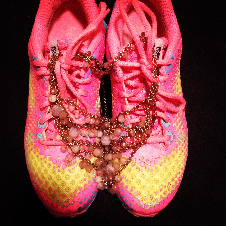 Hadar Magazine - We're Loving Bright Sneakers Wednesday
