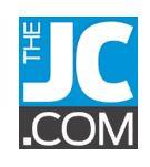 Jewish chronicle UK logo.JPG