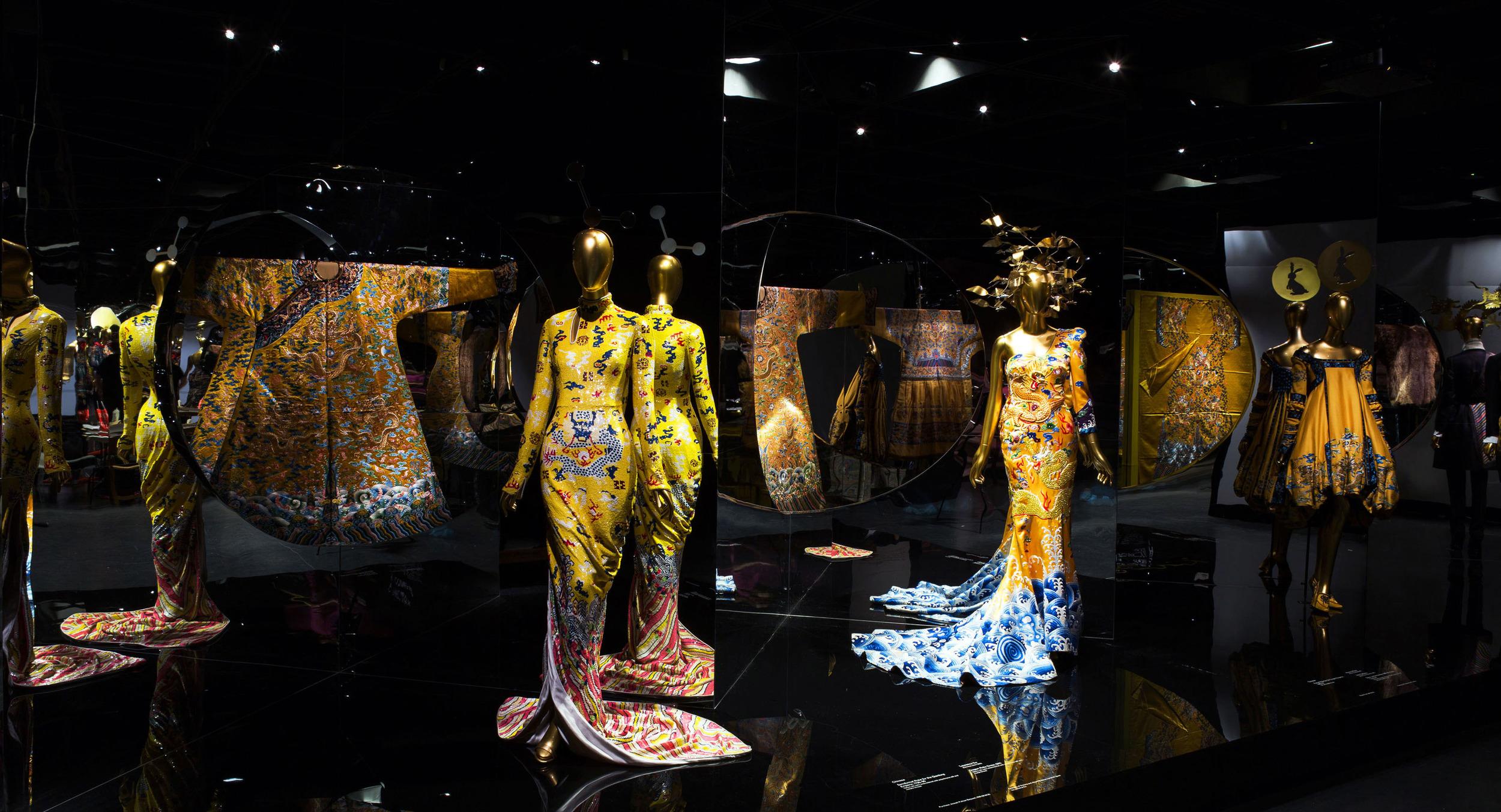 Anna Wintour Costume Center, Imperial China Photo: © The Metropolitan Museum of Art