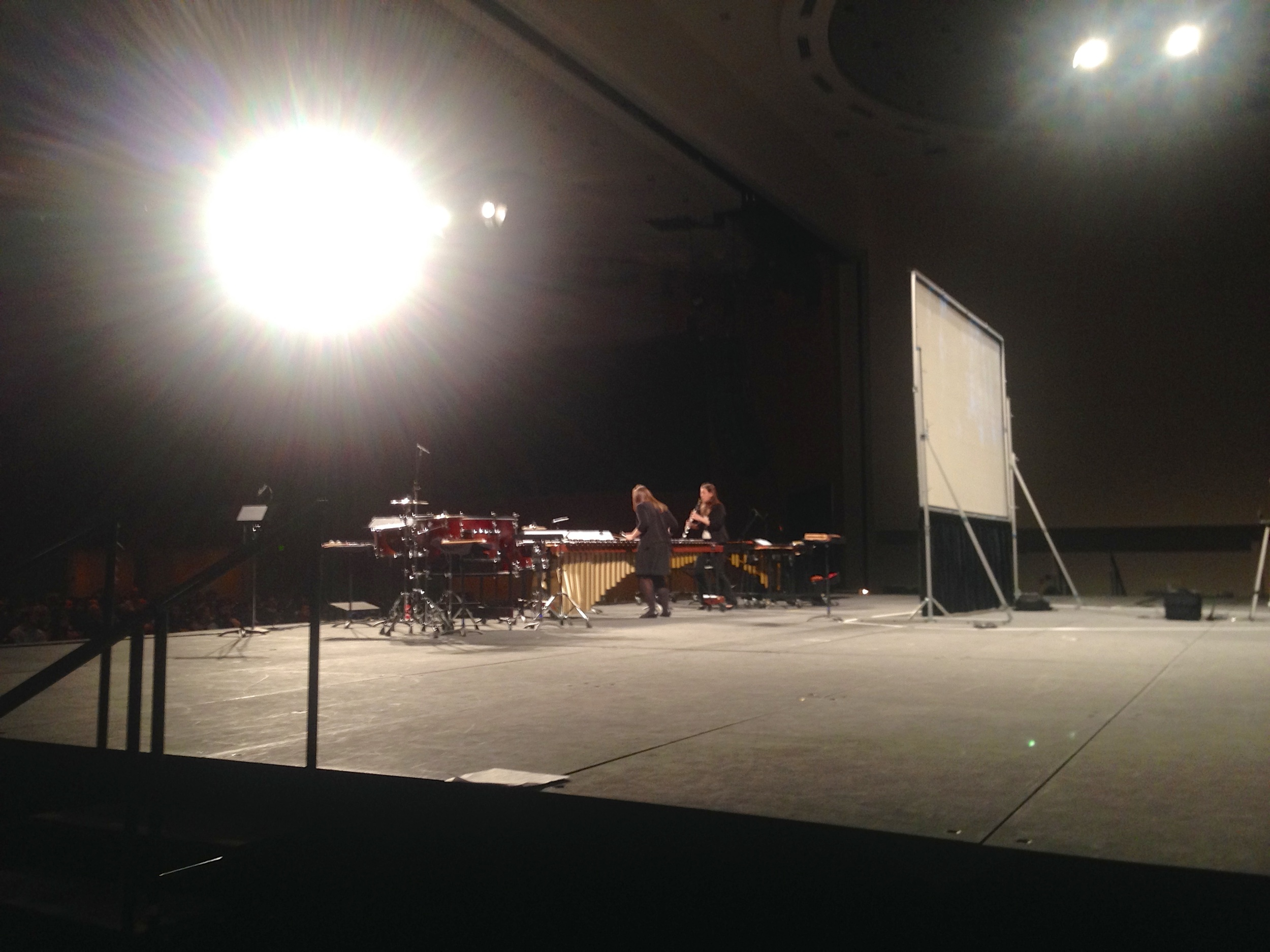 2013-11-14 12-30-55 Clone duo on the PASIC stage.jpg