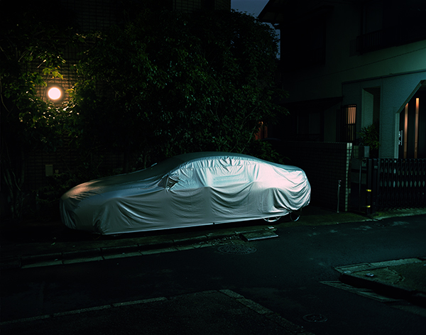 COVERED AUTOMOBILE #9 ©Takashi Homma All Rights Reserved