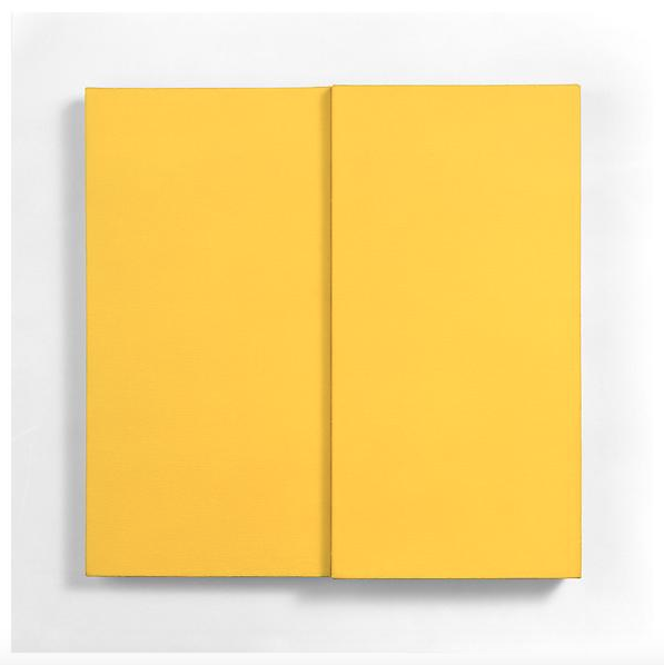 Yellow Relief(Two Yellows)
