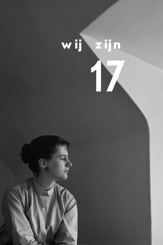 Wij Zijn 17: Cover image