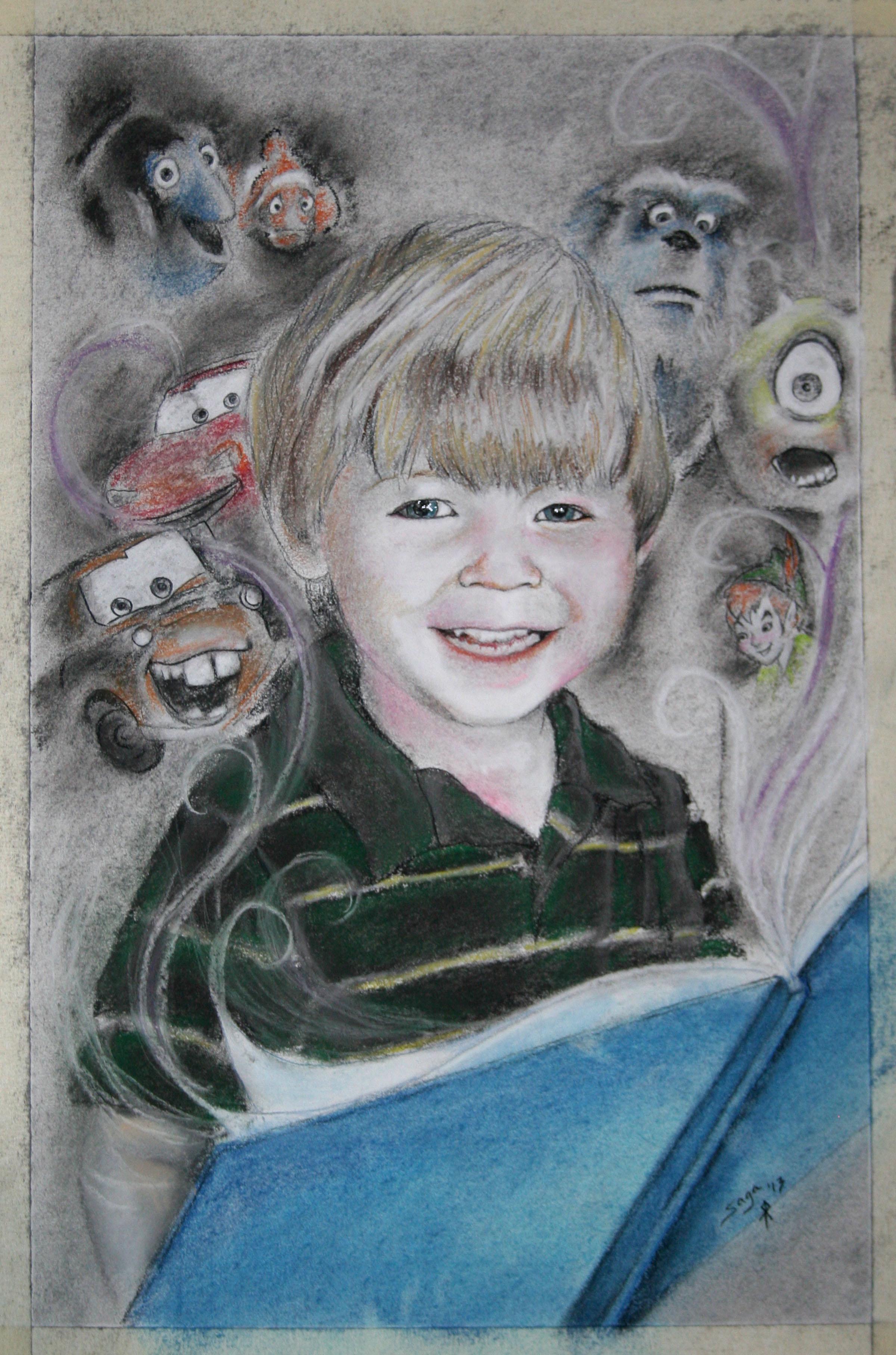 Finished Portrait