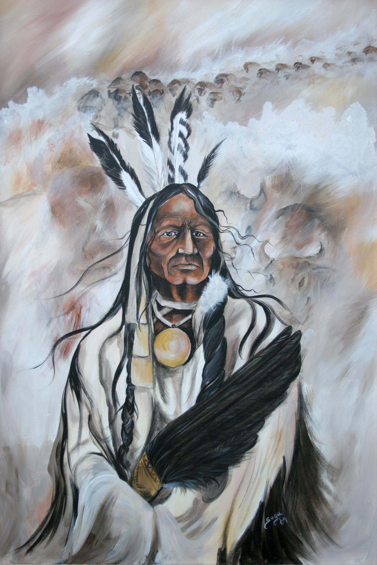 Spirit of the Plains