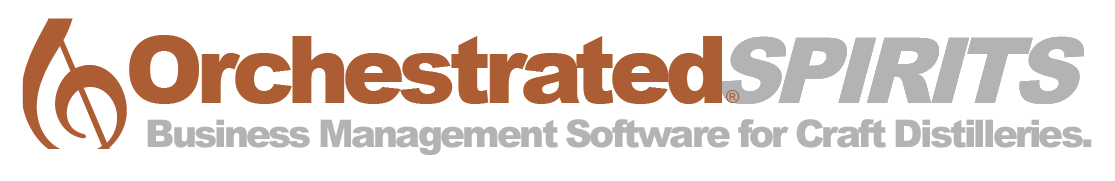 Orchestrated™SPIRITS is an all-in-one business management software solution that helps manage every aspect of a distillery from accounting in the back office to production in the still house.