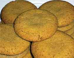 LC Almond Cookies