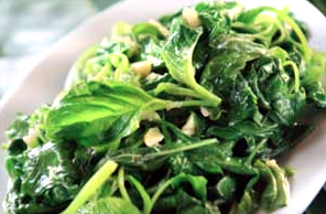 Cancer Fighting Greens!
