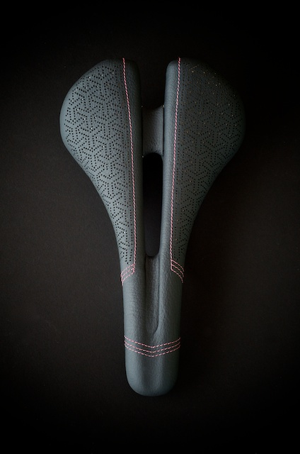 Specialized Bicycle Components-saddle-Romin-expert-custom-leather-japanese-dots-pink-silver-grey-handmade-austin-leatherworking-busyman-leh-seats-matching-barwrap-usa-real-hide-brooks-leh-seats-custom-manufacturing  4.jpg