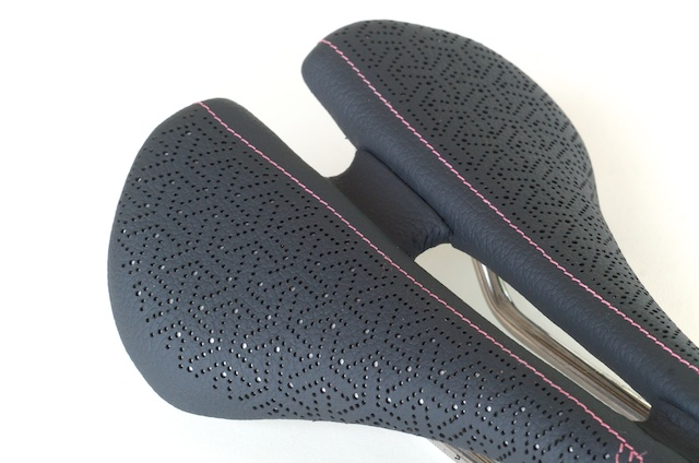 Specialized Bicycle Components-saddle-Romin-expert-custom-leather-japanese-dots-pink-silver-grey-handmade-austin-leatherworking-busyman-leh-seats-matching-barwrap-usa-real-hide-brooks-leh-seats-custom-manufacturing  11.jpg