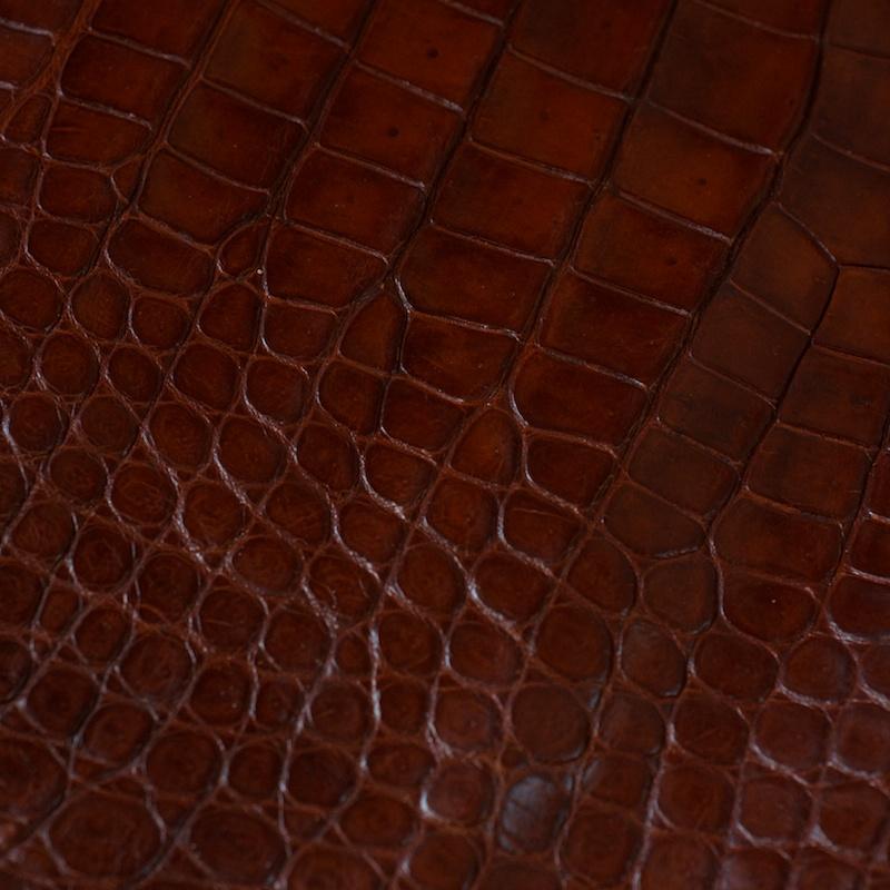 Crocodile Belly Rust