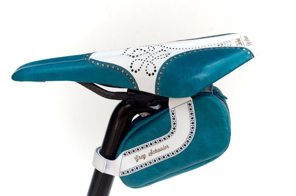 Leh-Seats-Custom-leather-bike-saddles-seats-hand-made-by-carson-leh-Austin-Texas-wingtip-brogue-leather-goods-fizik-Arione-vs-vsx-carbon-blue-white-wingtip-brogue-saddlebag-bar wrap 4.jpg