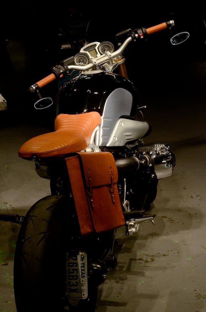 Revival-BMW-RNineT custom bull hide saddlebag custom leather seat honey leather grips bag hand made austin texas leh seats- carson leh 4.jpg