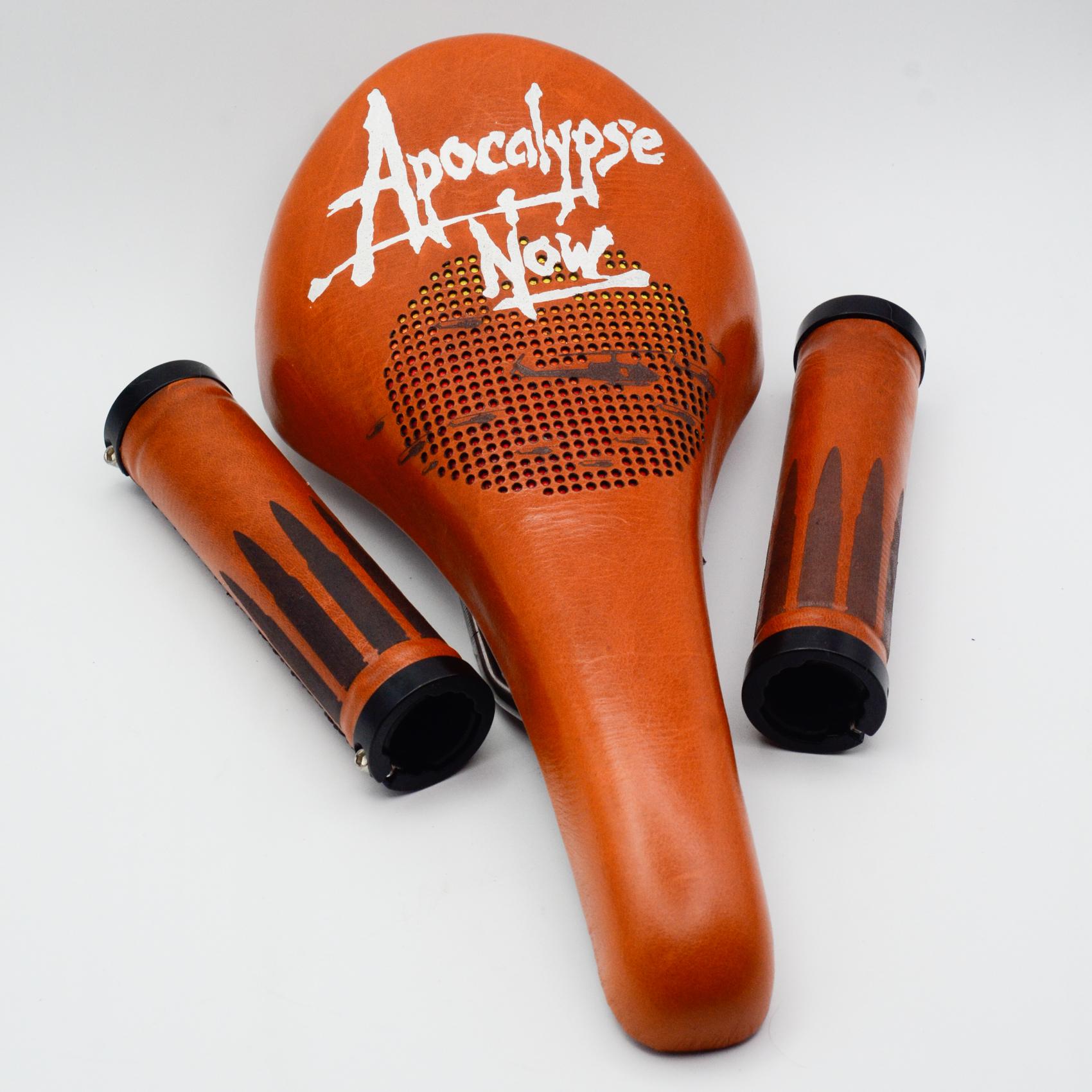 Fizik Apocalypse Now-saddle orange- lehcycling goods-2.jpg