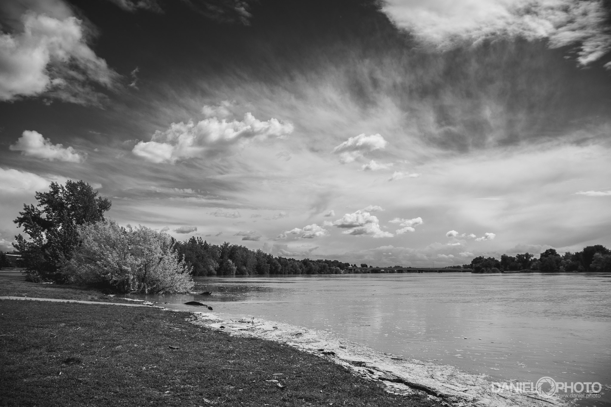 Missouri River at Broadwater Bay