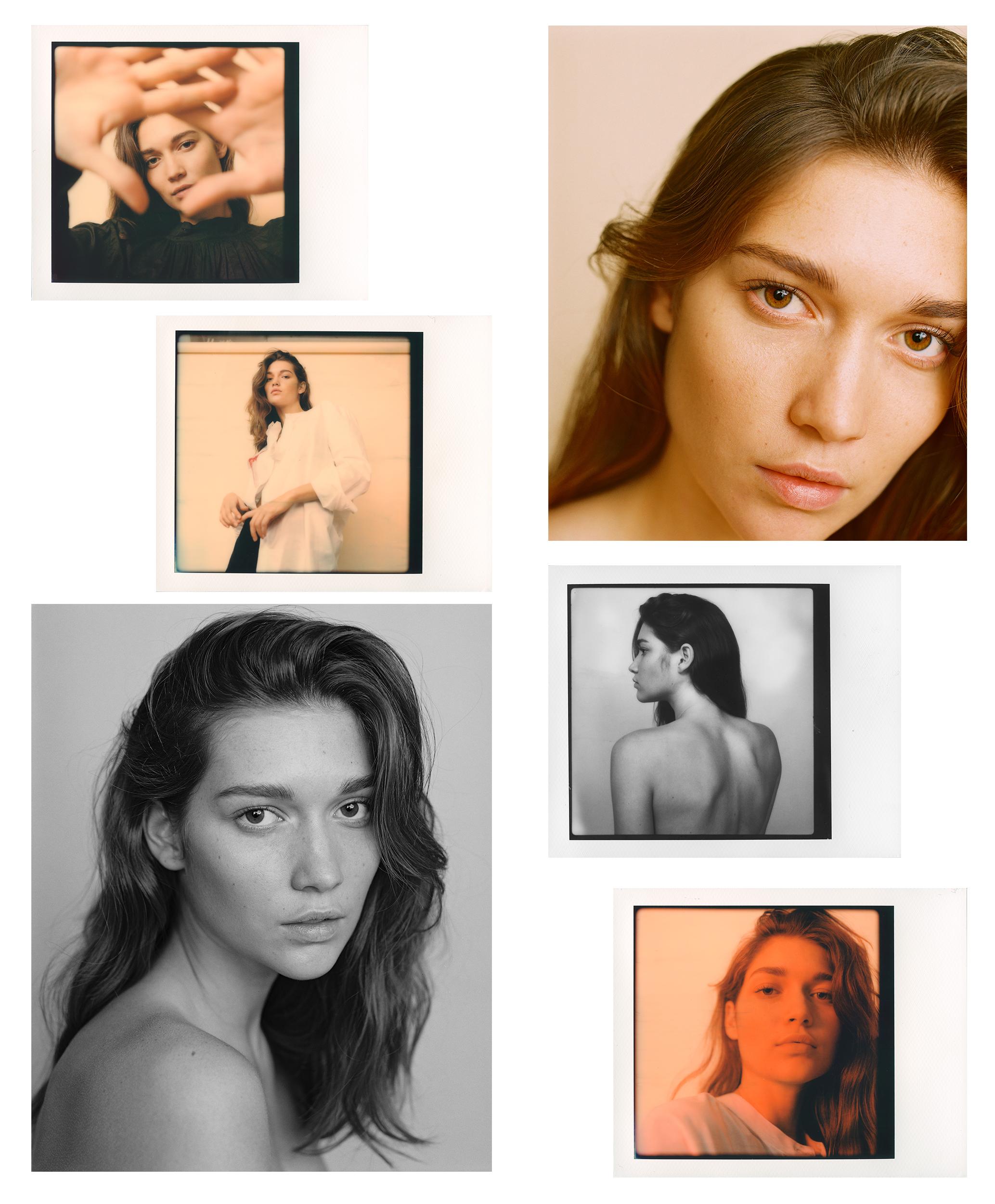 Renee for Elite Models