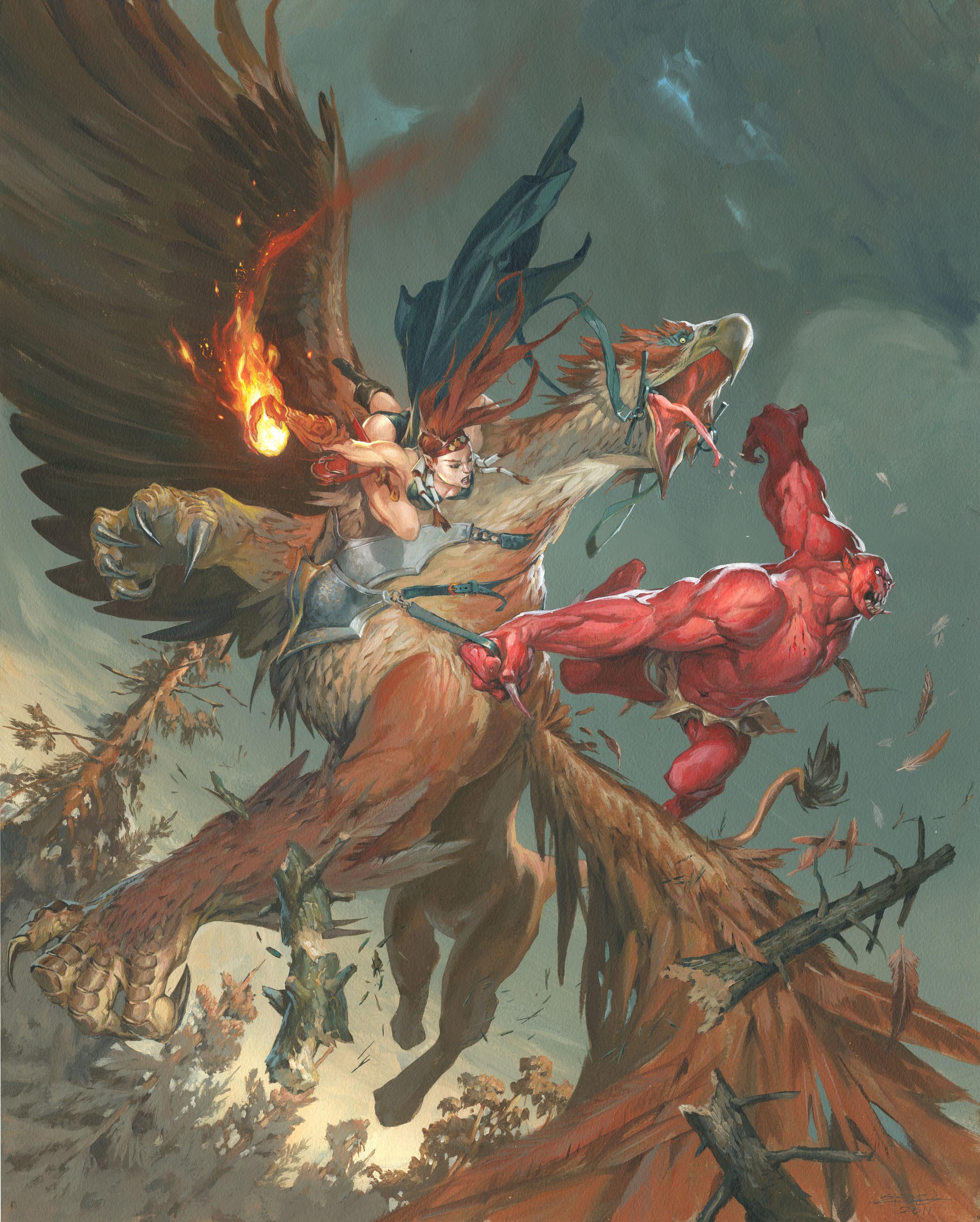 Griifon vs Carnage demon.jpg