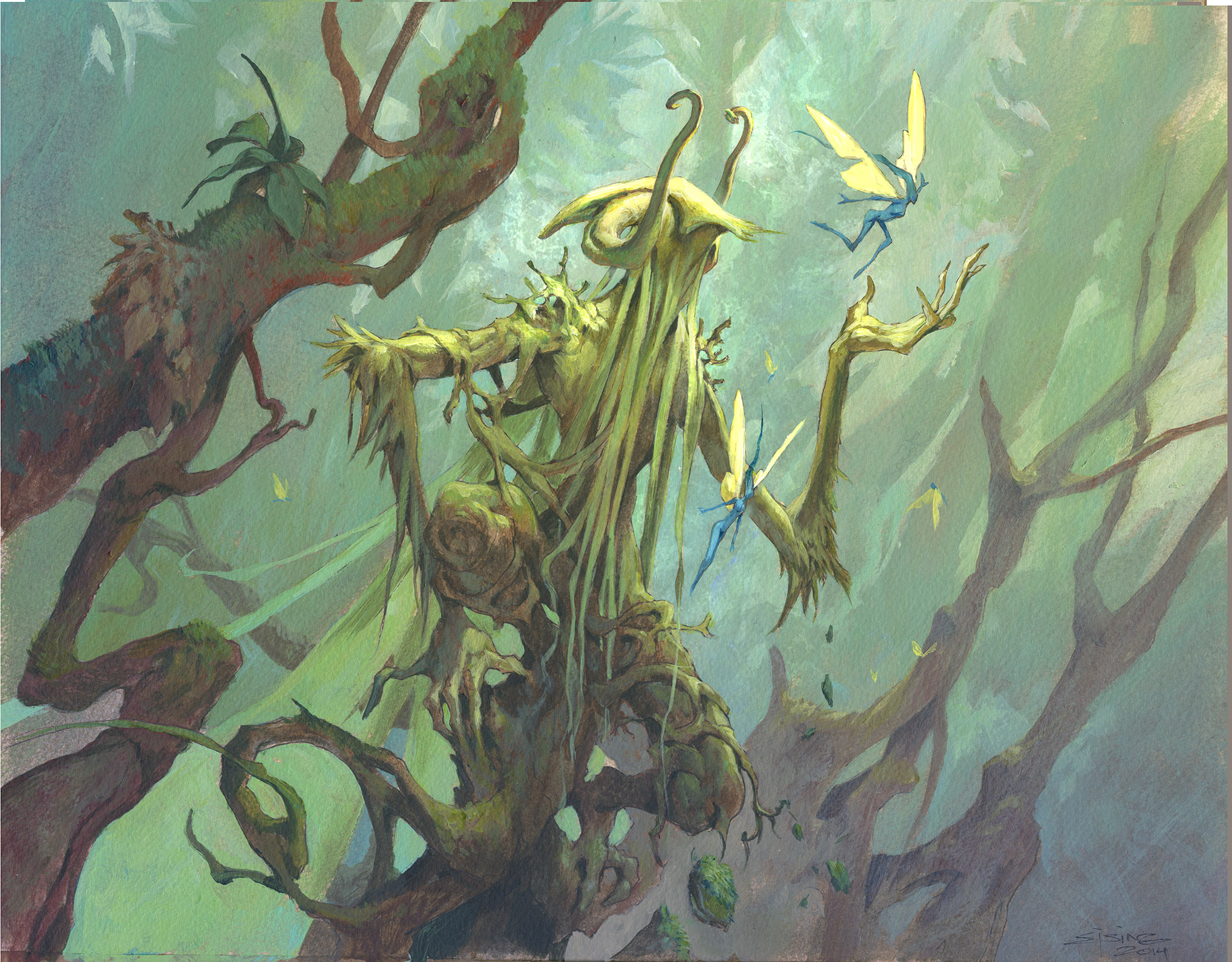 art id 160175 Protector of the Trees final.jpg