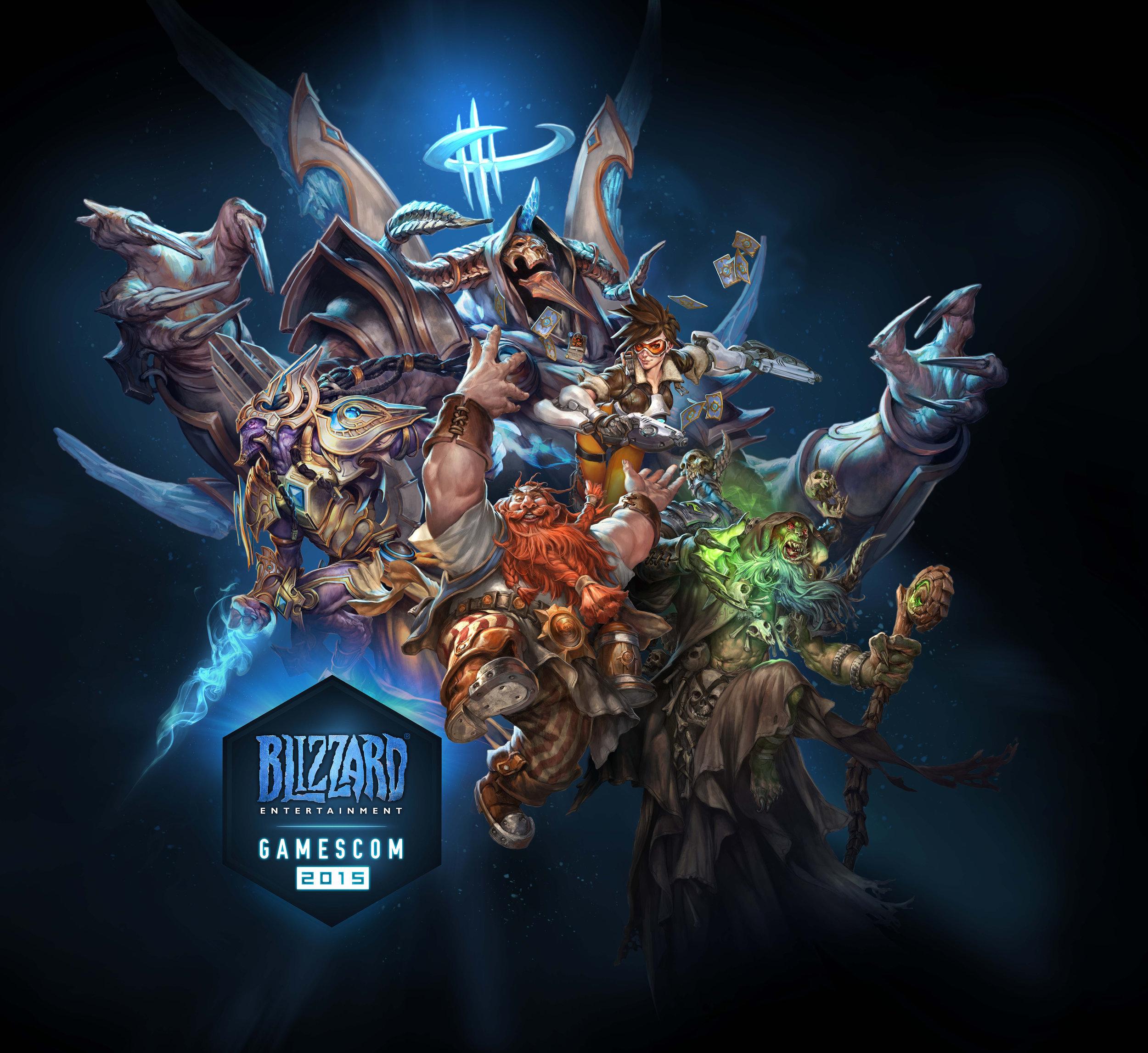 Blizzards Games Com 2015