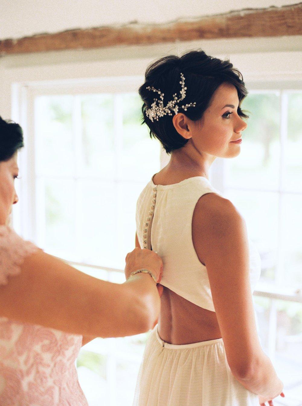Custom Wedding Dresses The Williamsburg Seamster
