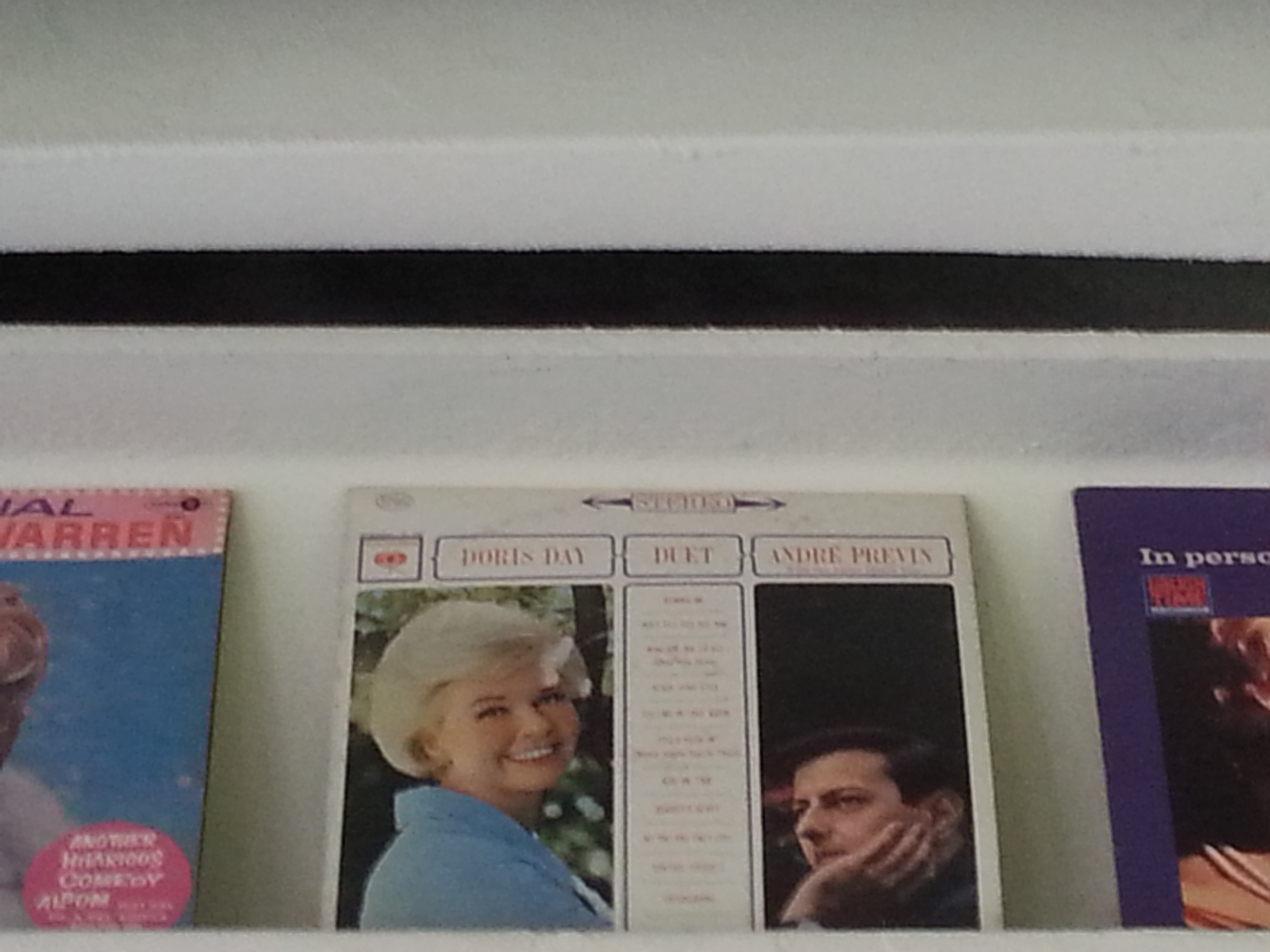 We found a Doris Day record at the American Treasure Tour. How many will you find?