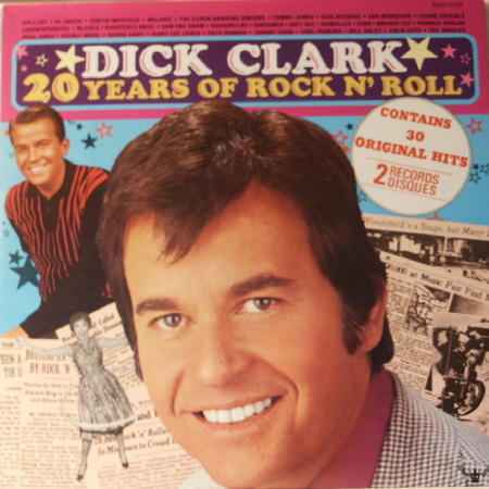 We found this Dick Clark record in the Toy Box. Think you can find it?