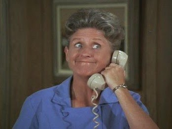 And Ann. B. Davis as Alice. The nutty housekeeper who was part of the family...but still forced to wear a uniform.