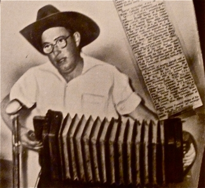 Iry was one of the best loved cajun musicians from the mid 1940's into the 1950's. He brought the accordion back into recorded music and dance hall performances. His life ended tragically at the young age of 26 when he was changing a tire on the way home from a performance and was struck and killed. He was twenty days away from his 27th birthday.