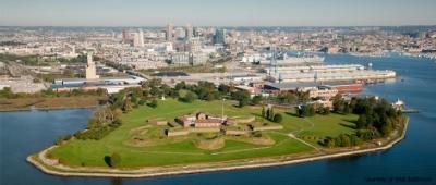 Fort McHenry named after James McHenry.