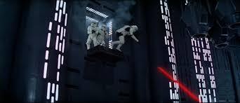 Screaming Stormtrooper