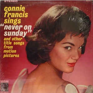 Connie Francis - Never on Sunday.jpg