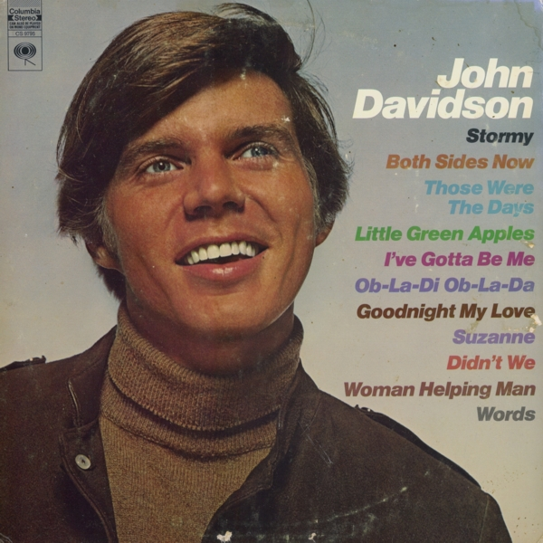 John Davidson - John Davidson.jpg