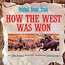 How the West Was Won - Soundtrack.jpg
