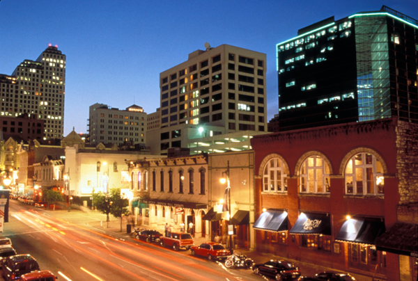 Image courtesy of the Austin Convention and Visitor's Bureau http://www.austintexas.org/