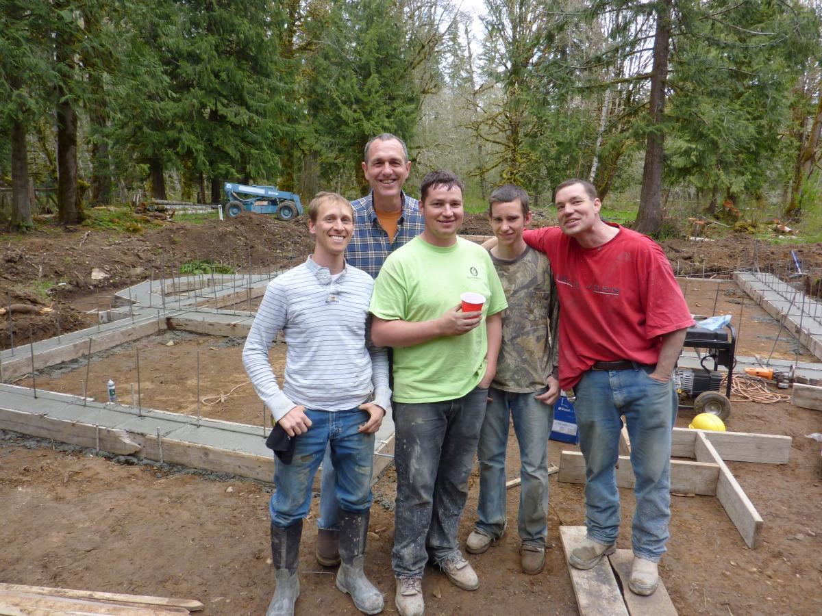 Builders & Concrete