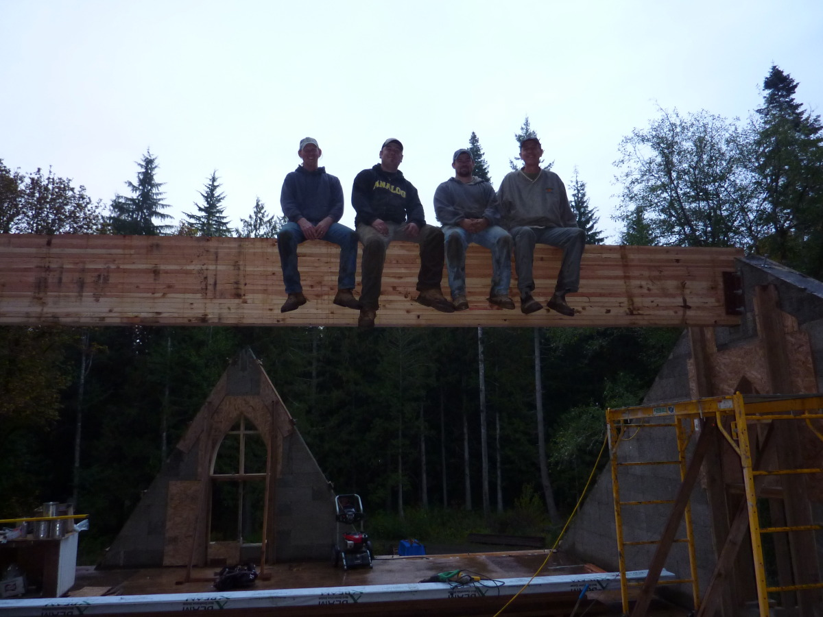 YogaFarm Construction Crew