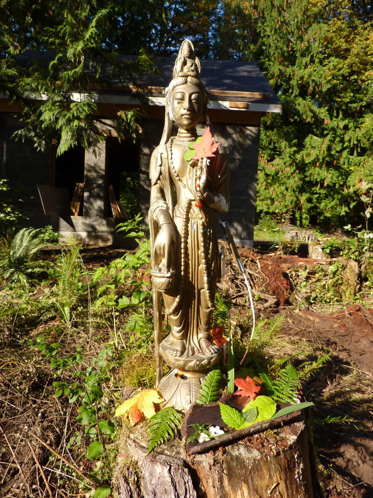 Padma Devi in the Fall
