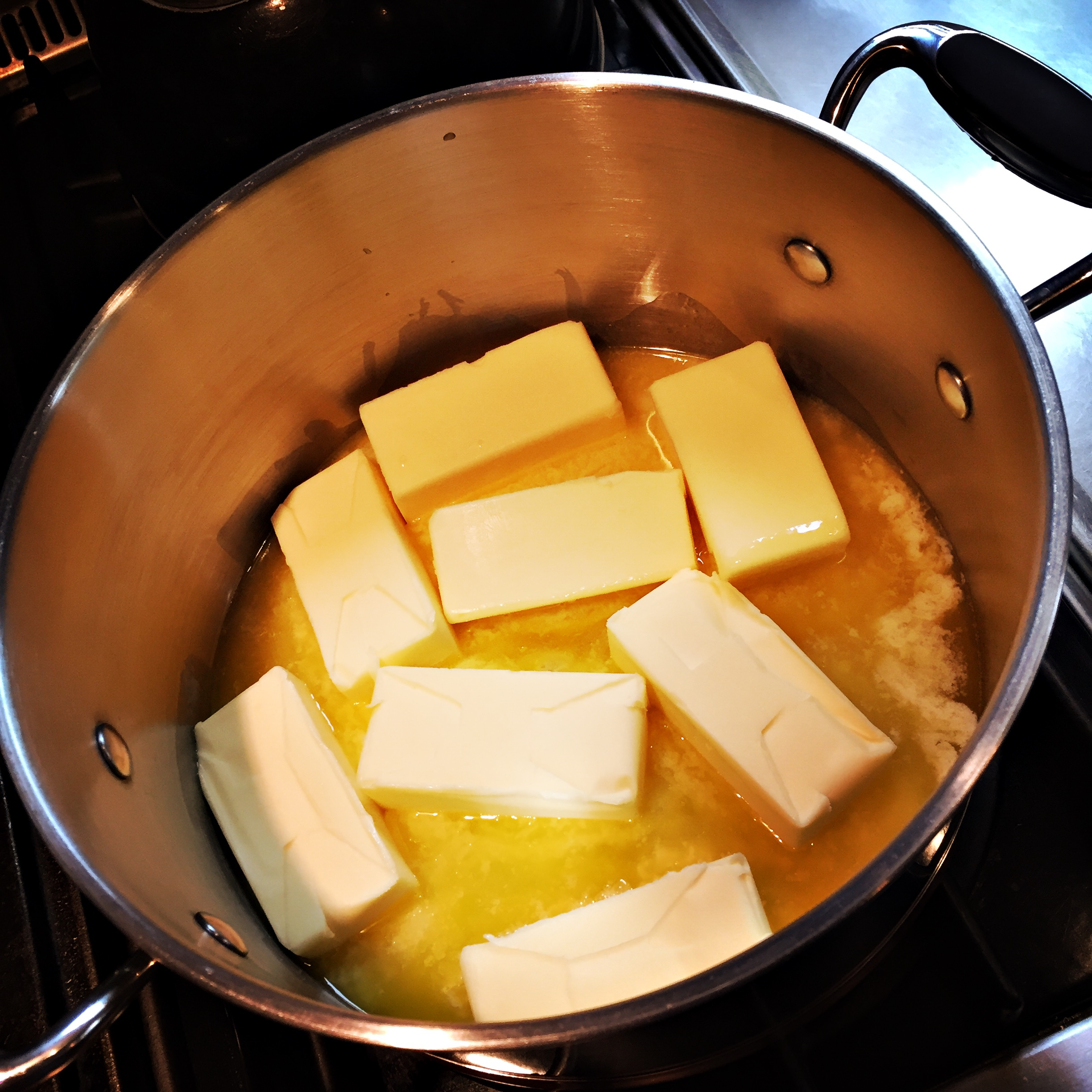 Every kind of butter will act a little bit differently. Being attentive, patient, and observant of the transformation of color and scent will ensure perfect ghee every time!