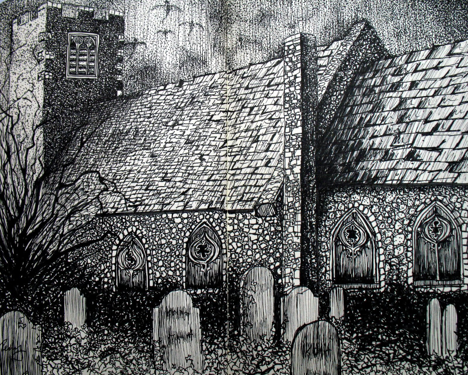 Stone Church (Sold)