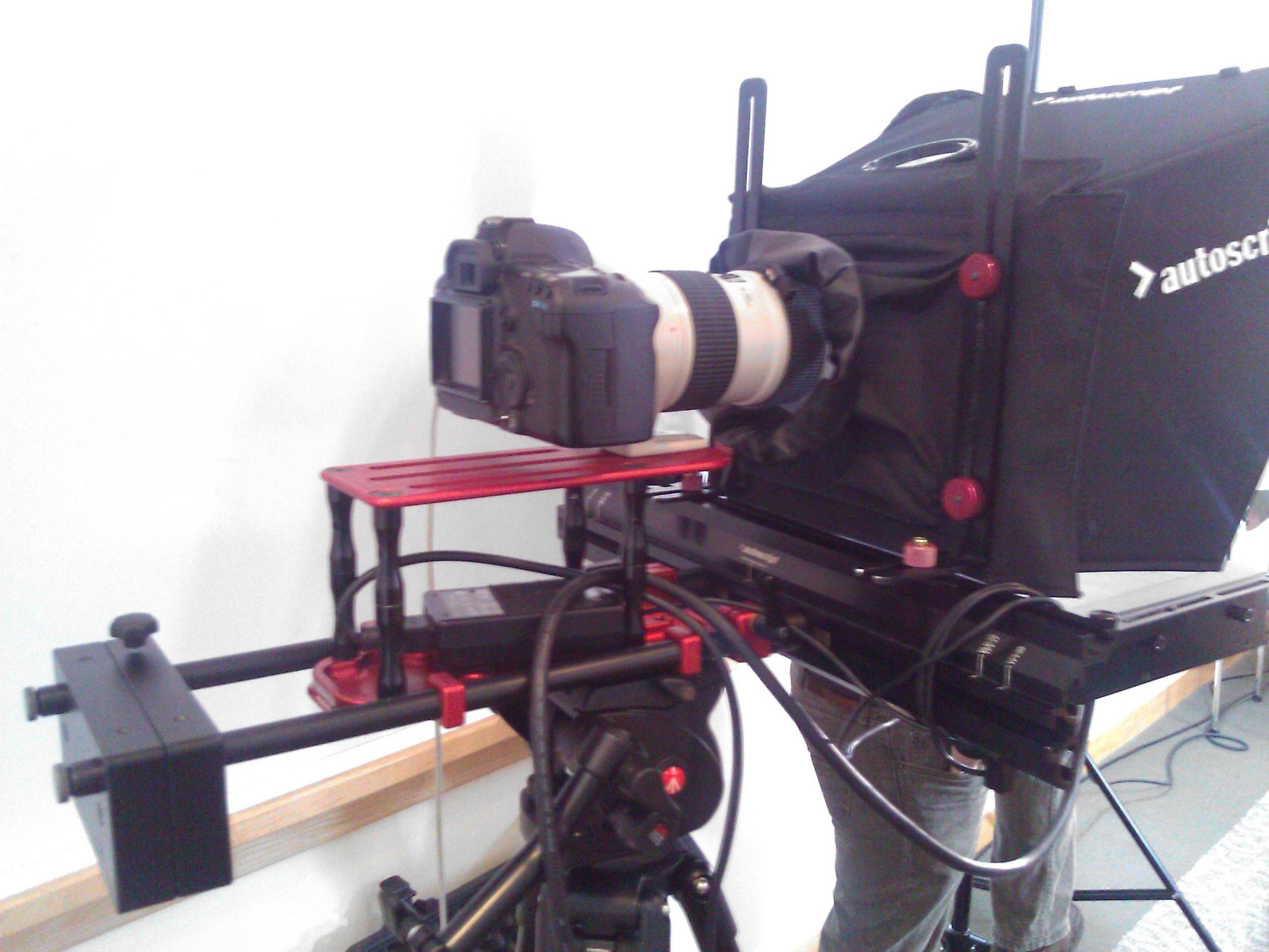 Fits DSLR cameras