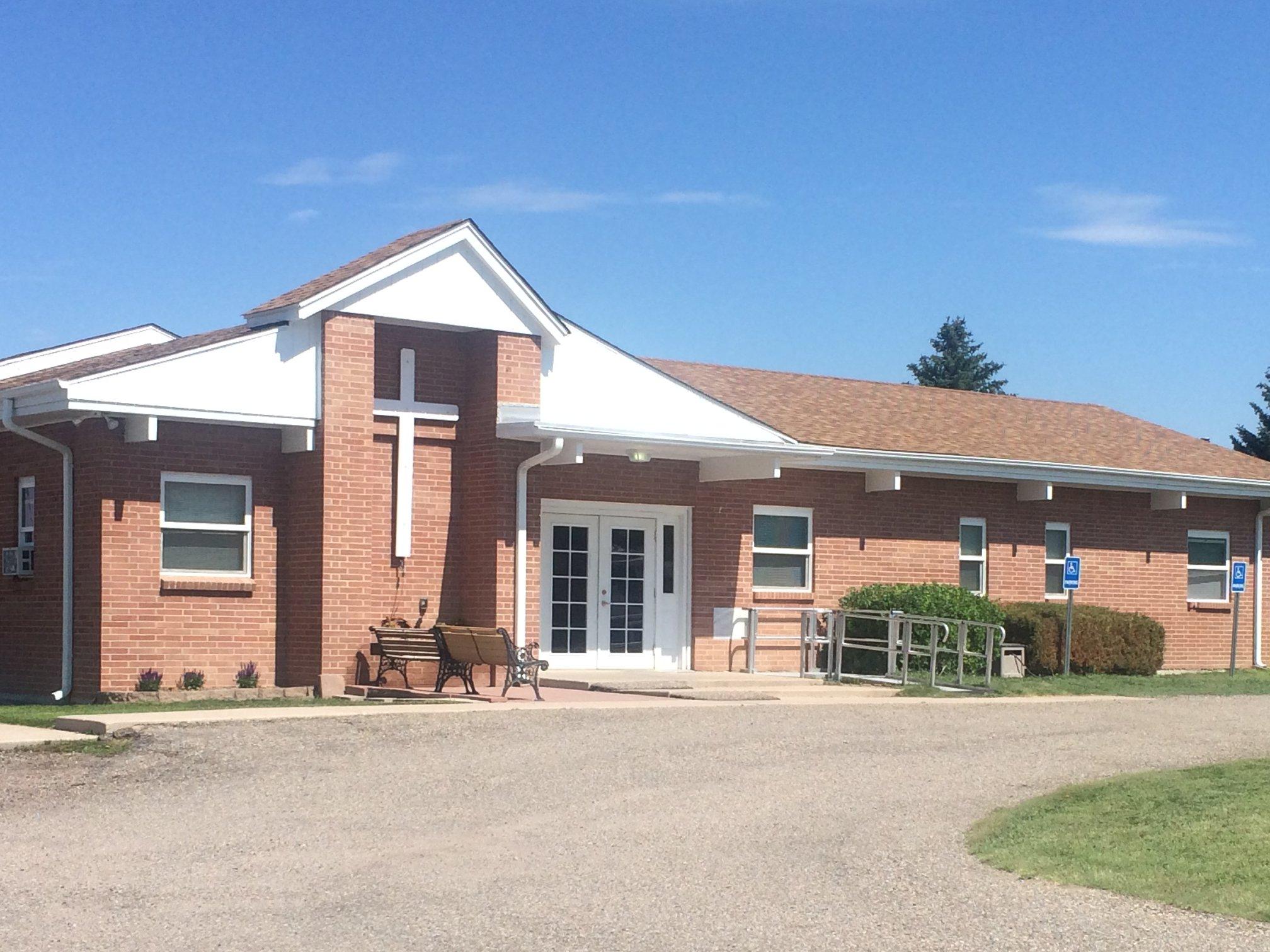Home of Faith Baptist Church (August 6, 1967 - November 6, 2016)