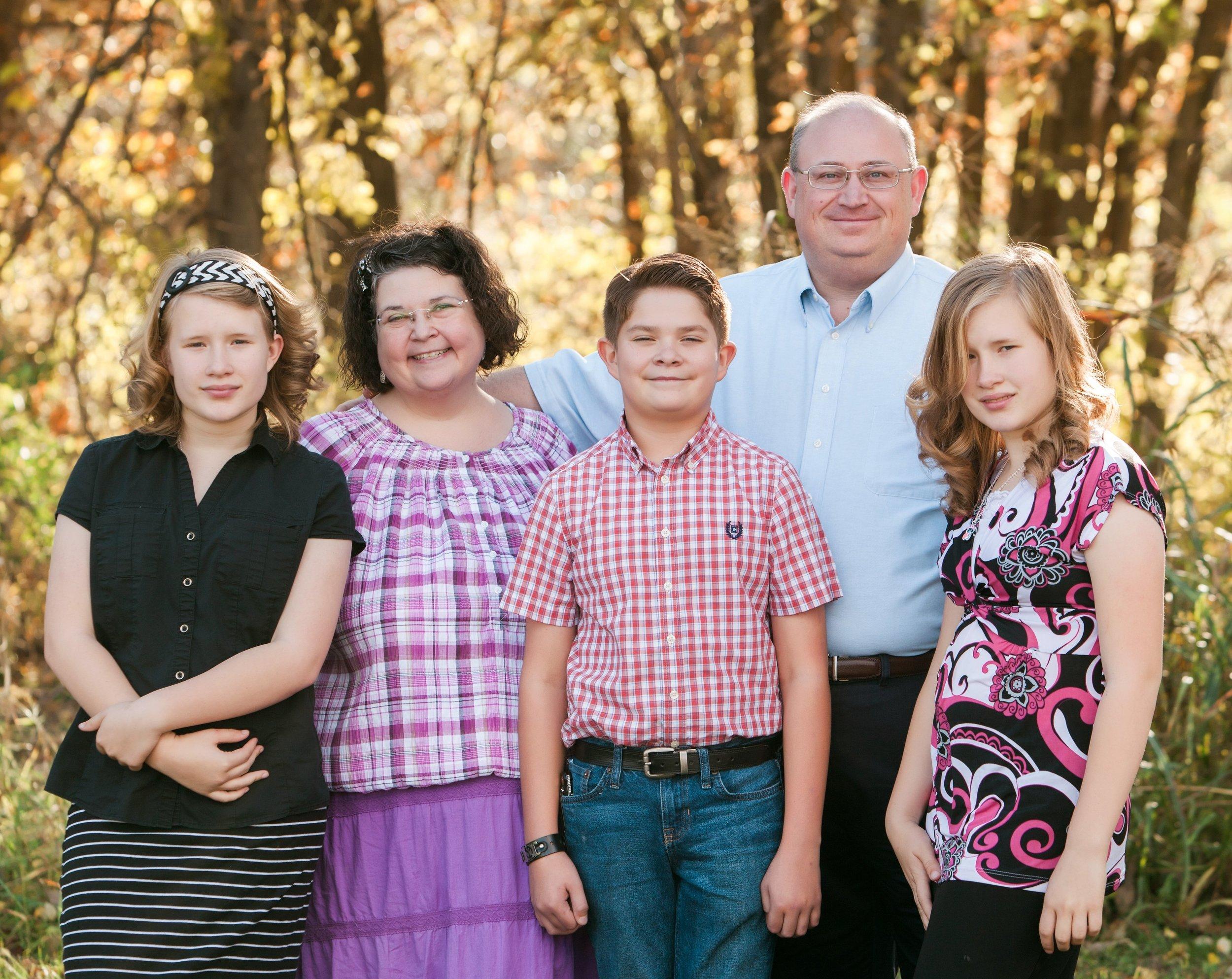 Pastor Tommy Miller Family