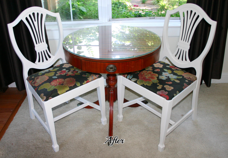 Duncan Phyfe Table Makeover Beckwith S Treasures